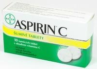 ASPIRIN C POR TBL EFF 10