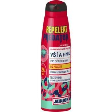 Repelent PREDATOR JUNIOR - sprej na vši 150ml