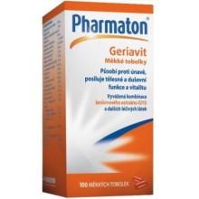 PHARMATON GERIAVIT POR CPS MOL 30