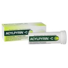 ACYLPYRIN + C POR TBL EFF 12