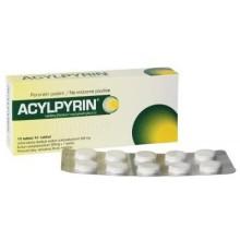 ACYLPYRIN POR TBL NOB 10X500MG