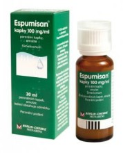 ESPUMISAN KAPKY 100 MG/ML POR GTT EML 1X30ML