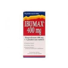 IBUMAX 400 MG POR TBL FLM 30X400MG