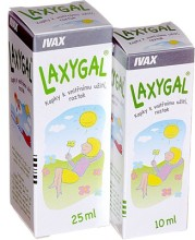 LAXYGAL POR GTT SOL 1X25ML