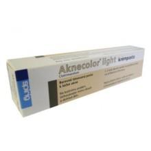 AKNECOLOR LIGHT KRÉMPASTA DRM PST 1X30GM 1%