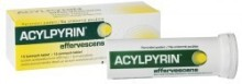 ACYLPYRIN 500MG TBL EFF 15