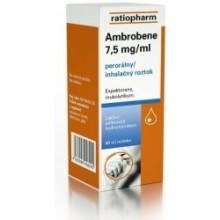 AMBROBENE 7,5 MG/ML POR SOL 1X100ML