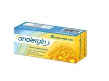 ANALERGIN POR TBL FLM 30X10MG
