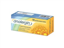 ANALERGIN POR TBL FLM 50X10MG