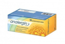 ANALERGIN POR TBL FLM 90X10MG