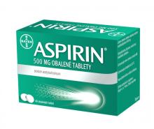 ASPIRIN 500 MG OBALENÉ TABLETY TBL OBD 40X500MG