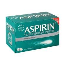 ASPIRIN 500 MG OBALENÉ TABLETY TBL OBD 80X500MG