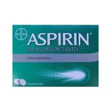 ASPIRIN 500 MG OBALENÉ TABLETY TBL OBD 8X500MG