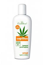 Cannaderm Capillus šampon proti lupům NEW 150ml