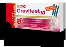 Cemio Gravitest 2+1 2017 ČR/SK