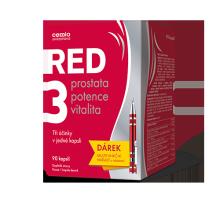 Cemio RED3 cps.90 dárek 2018