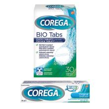 Corega Original extra silný 40g+Bio tbl.30(COPACK)