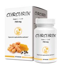 CURCURIN (curcuma+piperin) 700mg 60tob