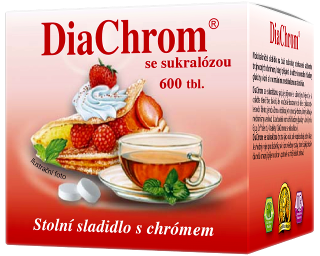 KHL. Diachrom se sukralozou 600tbl.