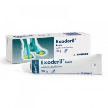 EXODERIL DRM CRM 1X30GM