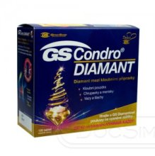 GS Condro Diamant tbl.120 Vánoce 2016