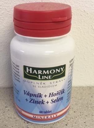 Harmony-Line-Vápník-hořčík-zinek-60-KHL