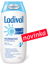 LADIVAL Apres Akut fluid 200ml