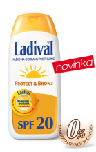 Ladival Protect a Bronz  20 200ml