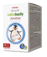 Laktobacily SWISS Imunit JUNIOR tbl.30+6 ZDARMA