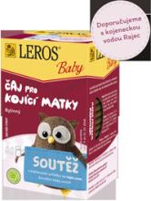 LEROS BABY Čaj pro kojící matky n.s.20x1.5g