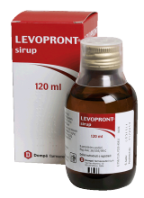 LEVOPRONT SIRUP POR SIR 1X120ML