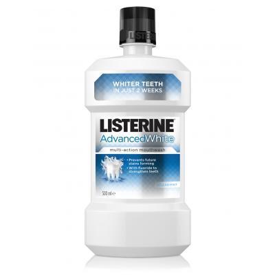 KHL.Listerine Advanced white 500ml