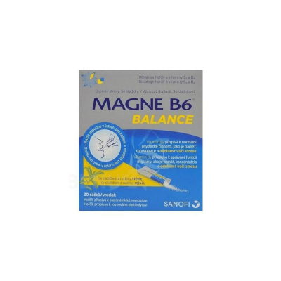 Magne-B6-Balance-20-sáčků-KHL