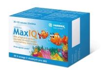 MaxIQ tob.30 1+1 balení ZDARMA + dárek