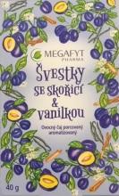 Megafyt Ovocný Švestky se skoř.a vanil.n.s.20x2g