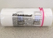 Obin. elast.Lenkideal krátký tah 15cmx5m/1ks