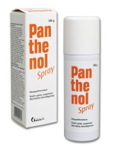 PANTHENOL SPRAY 46,3MG/G DRM SPR SUS 130G