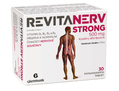 Revitanerv-strong-30-KHL