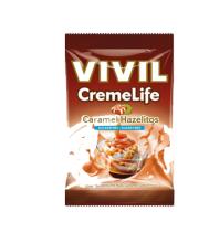 VIVIL Creme life Karamel+lískový oříšek 110g 2707